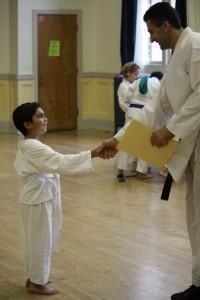 Karate belt test 12.15.12 241